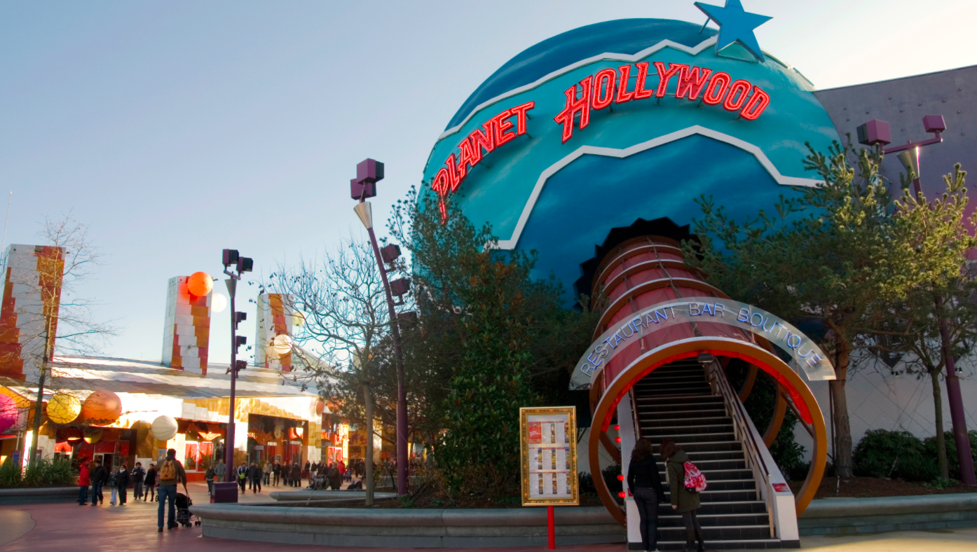 Disneyland Paris Karte 2018.The Planet Hollywood Menu At Disney Village