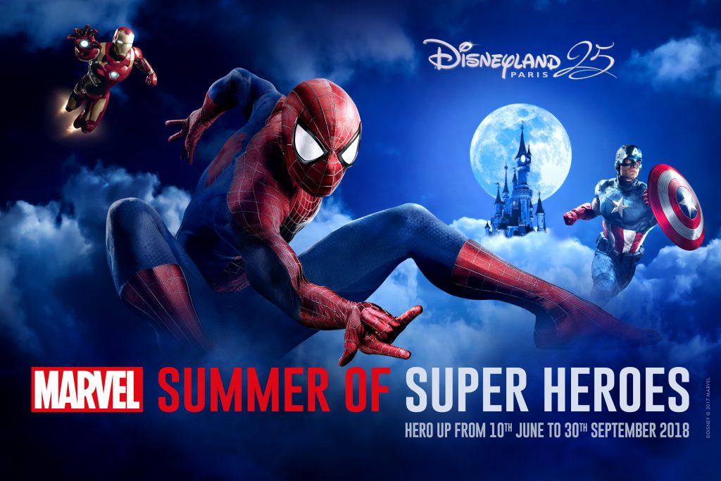 À l occasion du Comic Con de Londres, le Vice Président Franchise Créative    Marketing de Marvel Studios, Dave Bushore et le Directeur Créatif de  Disneyland ... 39c281fcafbe